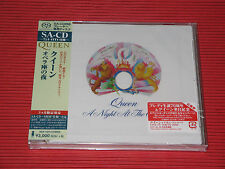 2016 JEWEL CASE QUEEN A NIGHT AT THE OPERA    JAPAN SHM SACD