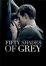 Fifty Shades of Grey featuring Dakota Johnson and Jamie Dornan (DVD)-NEW