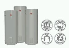 NEW RHEEM 315L ELECTRIC HOT WATER HEATER now with 10yr WARRANTY !! Made in Aust