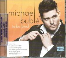 MICHAEL BUBLE TO BE LOVED SEALED CD NEW 2013