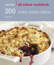 Hamlyn All Colour Cookbook: 200 Make Ahead Recipes by Sara Lewis - New Book