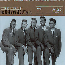 THE DELLS The Best of the Vee-Jay Years [Remaster] CD