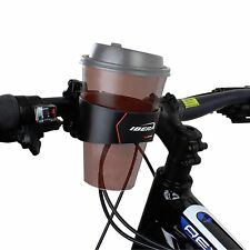 Ibera Bike Water Cup Holder Bicycle Handlebar Drink Bottle Cage Mount NEW CB1