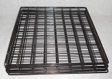 "14 Pcs Black 14""x14"" Wire Grid Panels - 1-3/4"" & 3"" Cube Shelving Storage System"