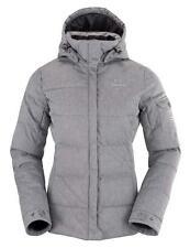Eider Women's Montmin II DOWN hooded Jacket Coat UK size 16 (44) BNWT