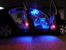 Top set 12 LED SMD iluminación interior interior vw golf 5 V GTI GT r32 azul