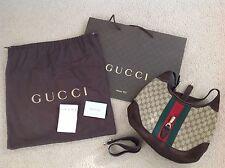 Gucci Jackie Original GG Shoulder Bag