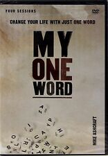 NEW! My One Word: A DVD Study: Change Your Life with Just One Word (2012)