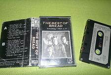 BEST OF BREAD RARE KOREAN CASSETTE DIARY TRUCKIN' TOO MUCH LOVE MAKE IT WITH YOU