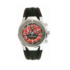"*NEW CONDITION* TechnoMarine ""DIVA DIMITRI"" Red - M13 - *RARE* *HARD TO FIND*"