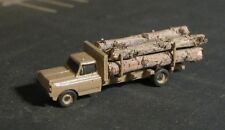 80's LOGGING TRUCK - Z-5085 - Z Scale by Randy Brown