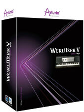 NEW Arturia Wurlitzer V Electric Piano Virtual Instrument Fruity Loops Plug In