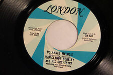 Jean-Claude Borelly & Orchestra: Dolannes Melodie [Unplayed Copy]