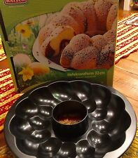Kaiser Bakeware 13-Inch Classic Braided Ring Mold NEW IN BOX
