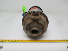 Goulds Pumps 2ST2C5G4 Stainless Steel Centrifugal Pump 1/2HP 1750RPM 60HZ 3PH