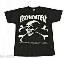 Bounty Hunter Japan skull logo T-shirt, Bounty x Hunter BxH NEXUSVII Unrivaled