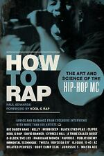 Paul Edwards - How To Rap (2009) - New - Trade Paper (Paperback)