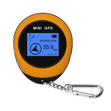 Mini Handheld GPS Navigation PG03 GPS Location USB Rechargeable Compass Outdoor