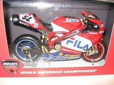 2004 World Superbike Champion Ducati 999 F04 James Toseland 1:12 Diecast Bike