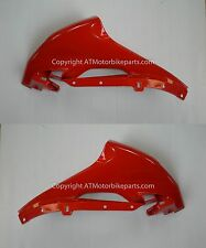 Honda CBR125R CBR250R Front Left and Right Headlight Fairing RED 2011 - 2016