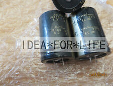 2pc NICHICON KG GOLD TUNE 10000UF 63V AUDIO GRADE ELECTROLYTIC CAPACITOR #C2QP