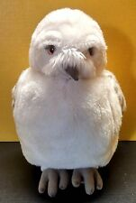 EUC Wizarding World of Harry Potter Hedwig Owl Plush Hand Puppet w Sound Toy