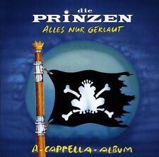 Les princes tout juste volé-a-capella-album (1994)