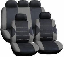 JEEP PATRIOT 07-11 RACING GREY SEAT COVERS