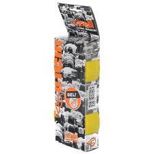 nastro manubrio powertouch arancione neon con adesivo h276 v17 FSA manubri acces