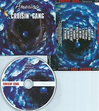 CRUISIN' GANG-AMERICA-REMASTERED IN 2002-GERMANY-CD-NEW-