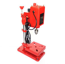 Power Tool Mini Bench Drill Press Machine, Mini Electric Drilling Machine 220V