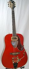 Gretsch G5034TFT Rancher Electric Acoustic Guitar, Bigsby - RETURN #0003