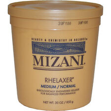 Mizani Rhelaxer for Medium/Normal Hair for Unisex - 30 oz Relaxer