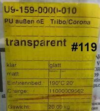 PULVERLACK 1kg Beschichtungspulver transparent Pulverbeschichtung Lackpulver