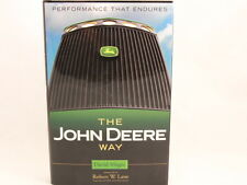 The John Deere Way: Performance That Endures by David Magee Hardcover Book LN++