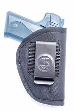 S&W Bodyguard 380 Laser | Inside Pants Waistband IWB Conceal Holster. USA MADE!