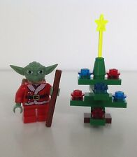 Lego Star Wars Santa Yoda Minifigure From 2011 Advent New Mini Figure Minifig