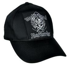 Motorhead Bastards Hat Baseball Cap Alternative Clothing Lemmy Ace of Spades