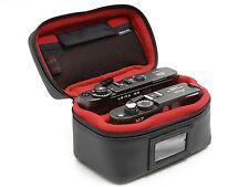 Artisan & Artist Kamera Tasche Köcher Koffer Bag Pouch ACAM 60 schwarz f Leica M