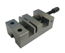 RDGTOOLS TOOLMAKERS PRECISION MACHINE VICE 76MM WIDE 45MM CAPACITY SWIVEL JAW