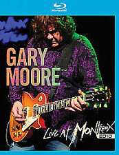 Gary Moore - Live At Montreux 2010 (Blu-ray, 2011)  NEW Region Free