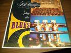 101 Strings-Play The Blues-LP-Somerset-SF 5800-Shrink-NM-Vinyl Record