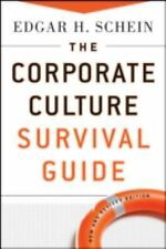 J-B Warren Bennis: The Corporate Culture Survival Guide 158 by Edgar H....