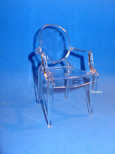"GHOST CHAIR for FASHION ROYALTY Poppy Parker Barbie 12"" DOLL INTEGRITY TOYS"