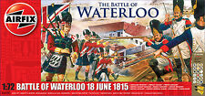 AIRFIX BATTLE OF WATERLOO 1815-2015 GIFT SET  NEW MINT & SEALED 1/76