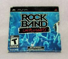 Sony PSP Juego-Rock Band Unplugged (Promo Disco)