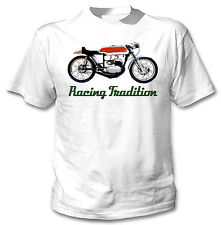 BULTACO 125 AIRE 1961 INSPIRED 11 - NEW GRAPHIC TSHIRT S-M-L-XL-XXL