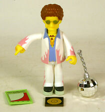 Playmates The Simpsons WOS Disco Stu Loose Complete