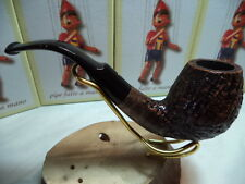 PIPA PIPE PFEIFE  MASTRO GEPPETTO BY SER JACOPO SANDBLASTED (7) HAND MADE NEW
