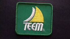 Vintage Teem Soda embroidered patch